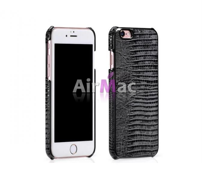 фото HOCO Series Classic Crocodile Leather Back Case for iPhone 6.6s. 6 plus - Black