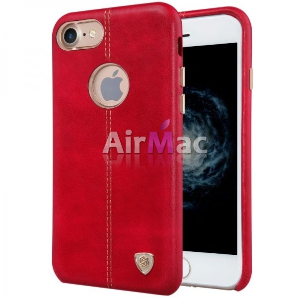 фото Чехол Nillkin Englon Leather Cover for Apple iPhone 7. 7 plus Red
