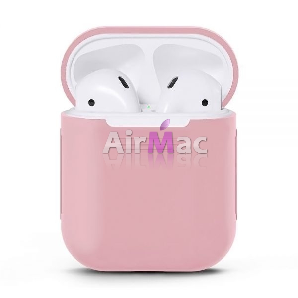 фото Чехол для AirPods silicone case Pink Sand