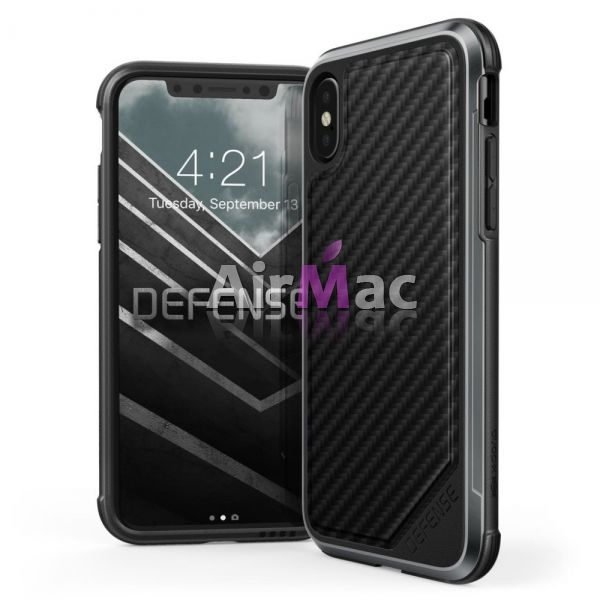 фото X-Doria Defense Lux iPhone X/XS  - Carbon Black