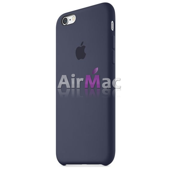 фото Чехол для iPhone 6.6s Silicone Case - Midnight Blue