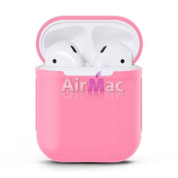 фото Чехол для AirPods silicone case Pink