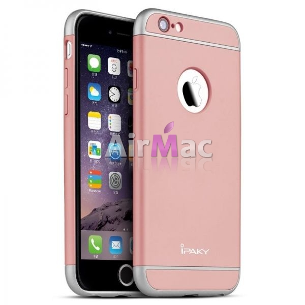 фото Чехол iPaky Pink Full Cover For iPhone 6.6S