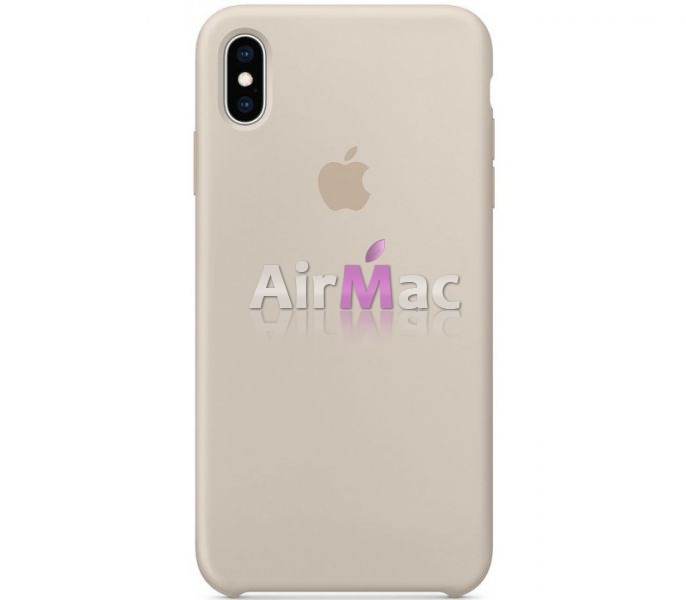 фото Чехол Apple Silicone Case for iPhone Xs Max - Stone