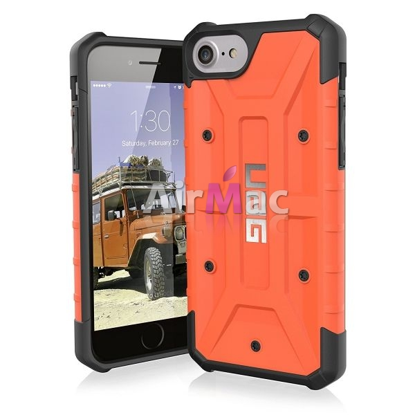 фото Urban Armor Gear (UAG) Navigator Case for iPhone 7. iPhone 8 Orange