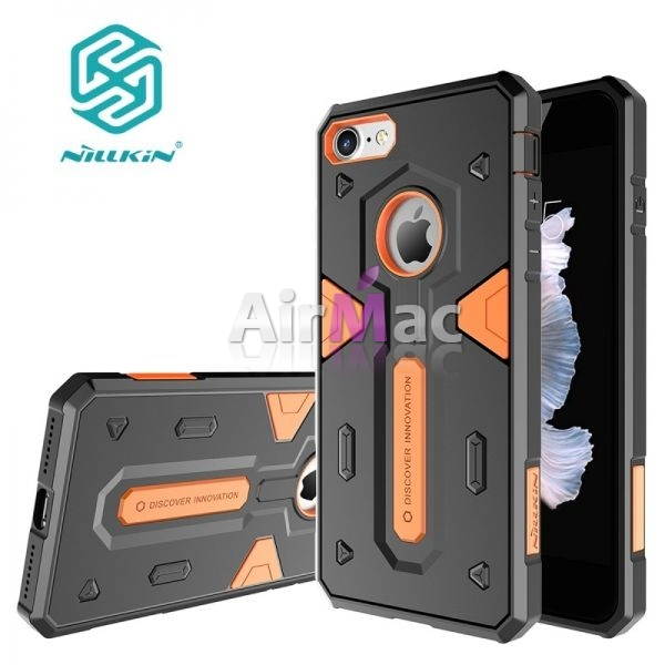 фото Чехол Nillkin Defender 2 Series Armor-border iPhone 7. 7 plus Orange