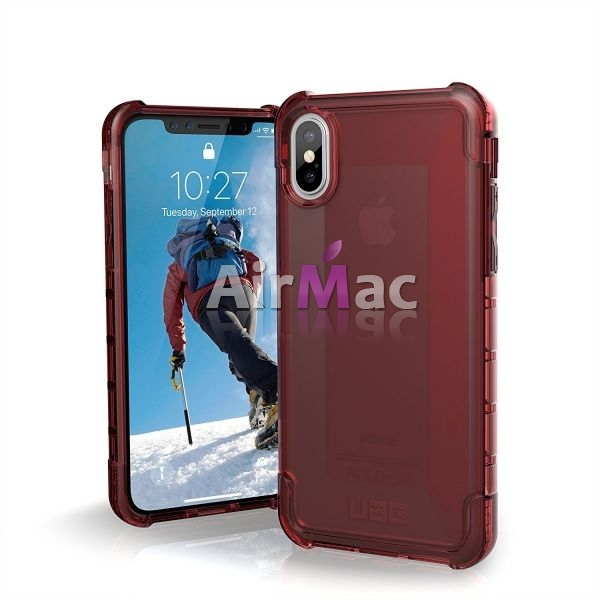 фото Чехол UAG для iPhone X/10 Red