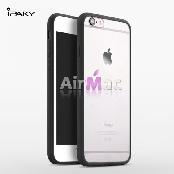 фото Чехол Ultra case iPaky for iPhone 6.6s Black