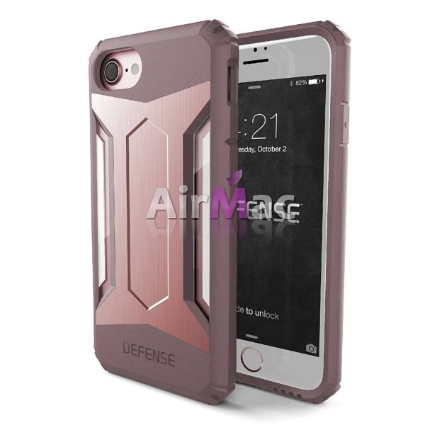 фото X-Doria Defense Gear Series for iPhone 7. 7 plus - Rose Gold