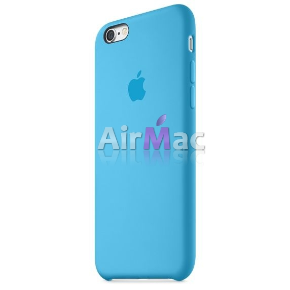 фото Чехол для iPhone 6.6s Silicone Case - Blue