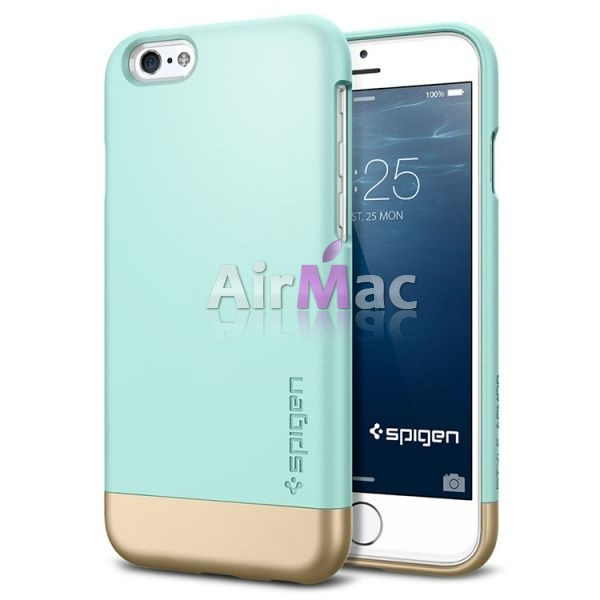 фото Чехол от SGP for iPhone 6 Case Style Armor Mint