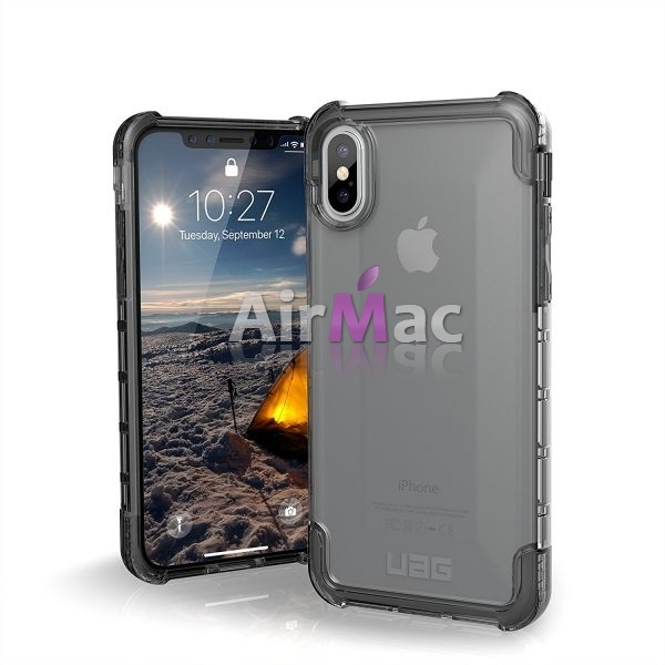 фото Чехол UAG для iPhone X/10 Clear