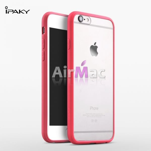фото Чехол Ultra case iPaky for iPhone 6.6s Hot Pink