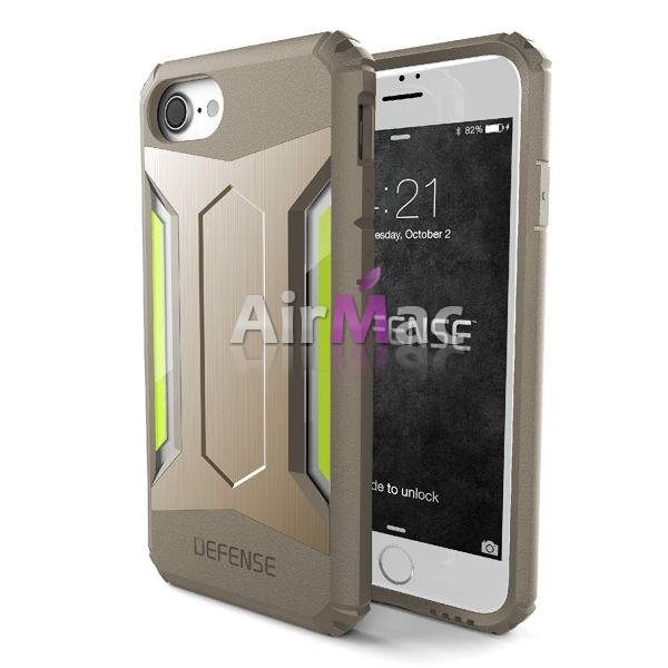 фото X-Doria Defense Gear Series for iPhone 7. 7 plus - Gold