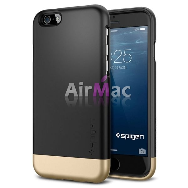фото Чехол от SGP for iPhone 6 Case Style Armor Black