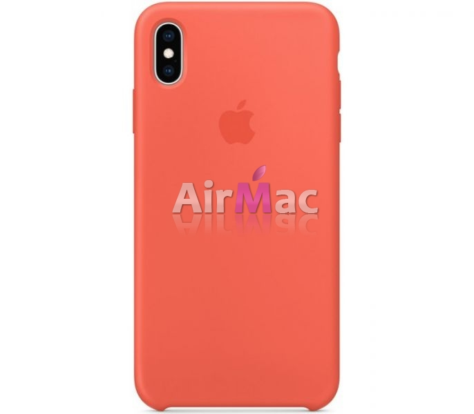 фото Чехол Apple Silicone Case for iPhone Xs Max - Nectarine
