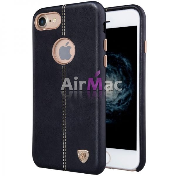 фото Чехол Nillkin Englon Leather Cover for Apple iPhone 7. 7 plus  Black