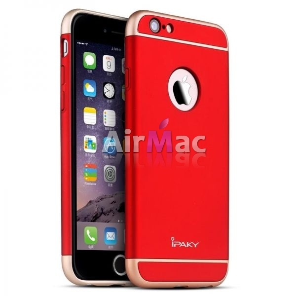 фото Чехол iPaky Red Full Cover For iPhone 6.6S