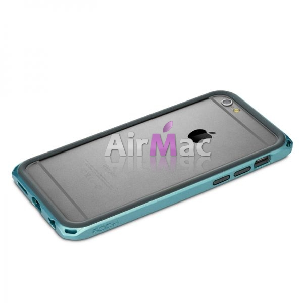 фото Бампер Rock New Cover Ultra-Thin For iPhone 6 4.7  - Blue