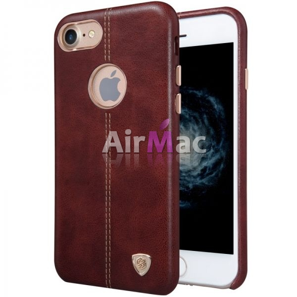 фото Чехол Nillkin Englon Leather Cover for Apple iPhone 7. 7 plus Brown