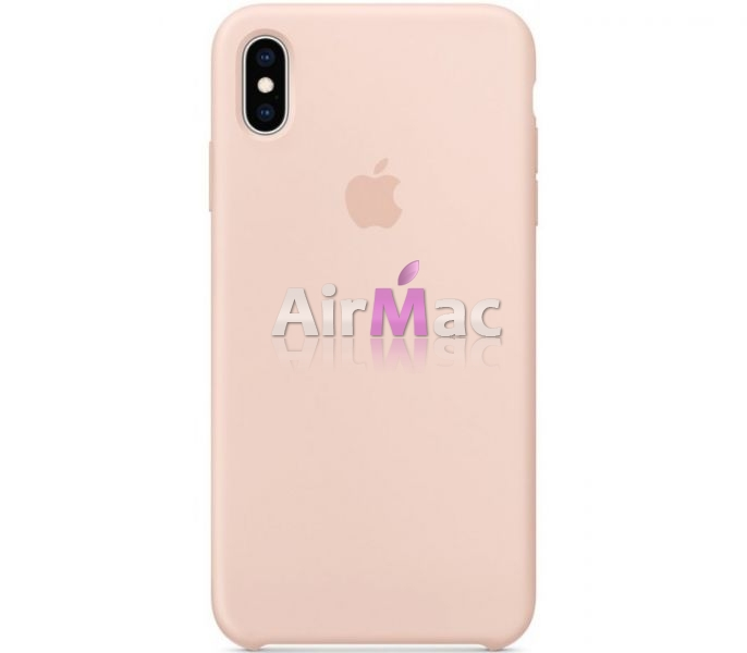 фото Чехол Apple Silicone Case for iPhone Xs Max - Pink Sand