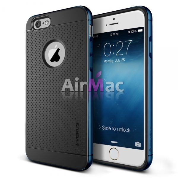 фото Чехол Verus iPhone 6 4.7 Case Iron Shield Series Monaco Blue