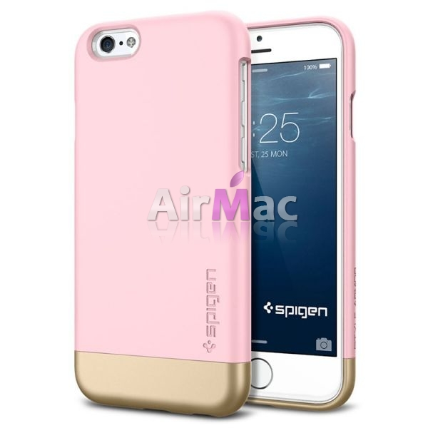 фото Чехол от SGP for iPhone 6 Case Style Armor Pink