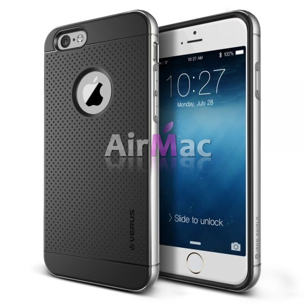 фото Чехол Verus iPhone 6 4.7 Case Iron Shield Series Satin Silver