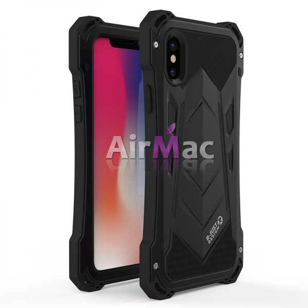фото Чехол R-Just Black Armor Ghost Warrior Waterproof for Apple iPhone X/XS/10
