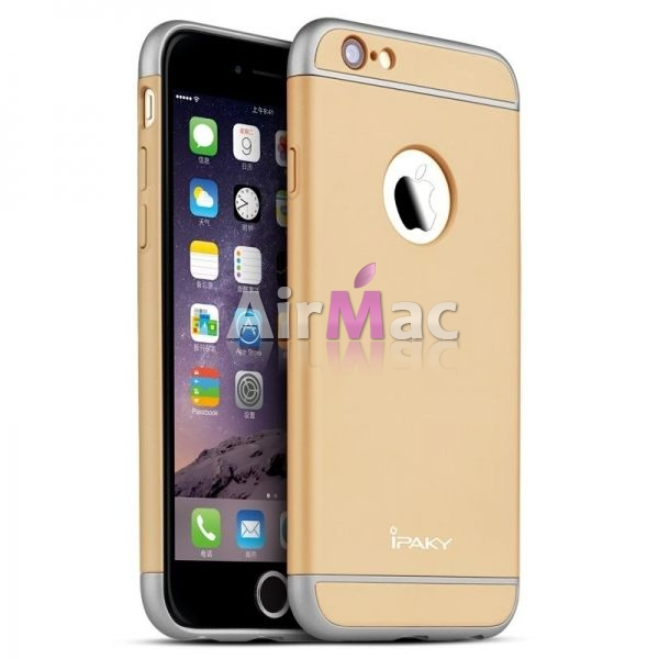 фото Чехол iPaky Gold Full Cover For iPhone 6.6S