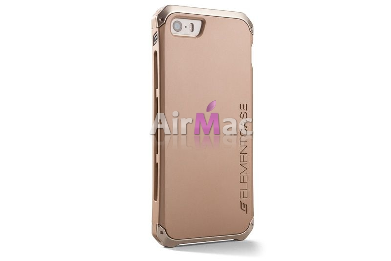 фото Чехол Element Case Solace iPhone 5/5s - Champagne