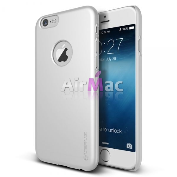 фото Чехол Verus iPhone 6 4.7 Case Super Slim Hard Series Pearl White